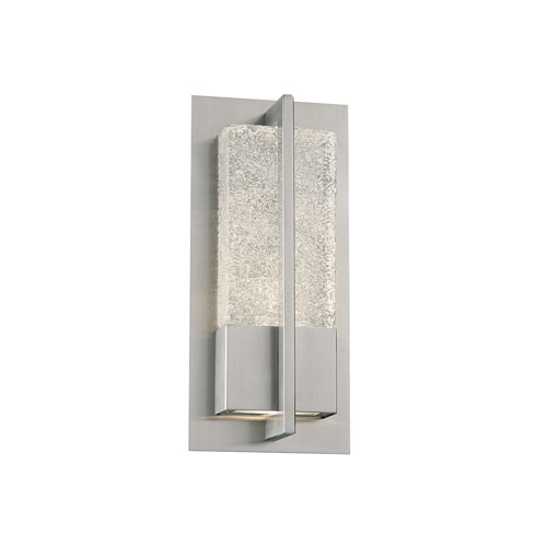 Modern Forms Omni Stainless Steel 5.5-Inch LED Outdoor Wall Light