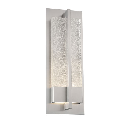 Modern Forms Omni Stainless Steel Seven-Inch LED Outdoor Wall Light