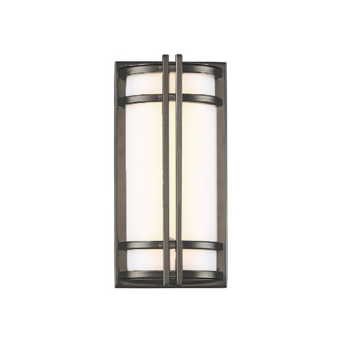 Modern Forms Skyscraper Bronze 6-Inch LED Outdoor Wall Light