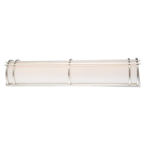 Skyscraper Stainless Steel 37-Inch LED 3000K Outdoor Wall Light