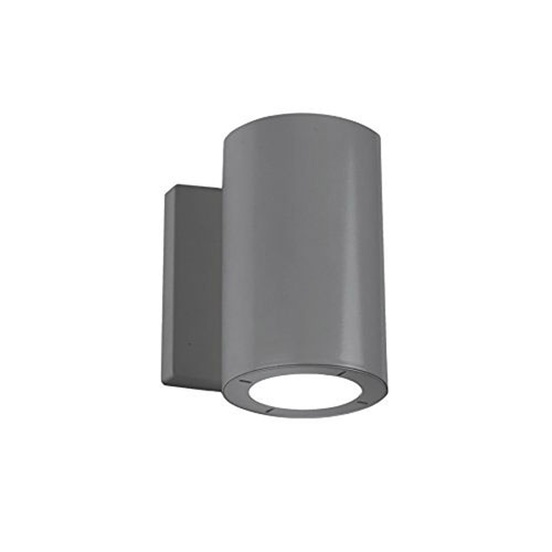 Modern Forms Vessel Graphite 3.5-Inch LED Outdoor Wall Light