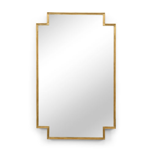 Gold 31-Inch Fiona Mirror