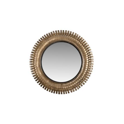 Gold 36-Inch Manning Mirror