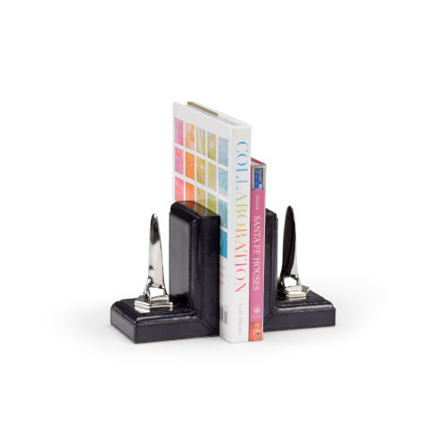 Multi-Colored 5-Inch Prop Bookends Pair