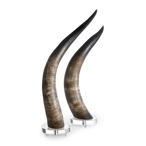Black Horns- Natural