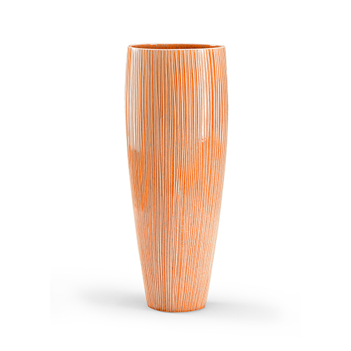 Orange Dagenhart Vase