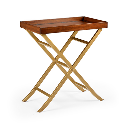 Brown Reginald Tray Table