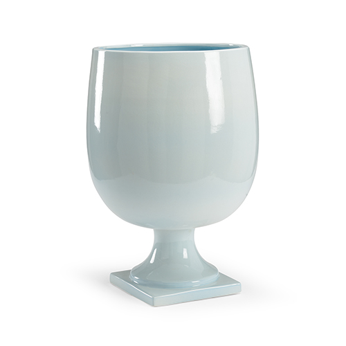 Baby Blue Lancaster Vase