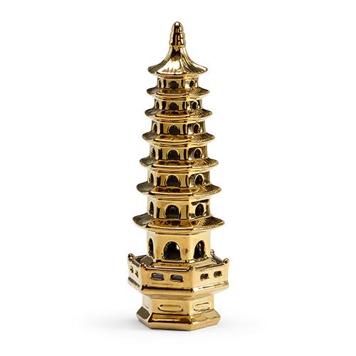 Gold Pagoda- Medium