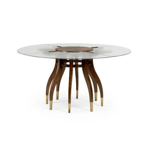 Wood 60-Inch Davinci Dining Table