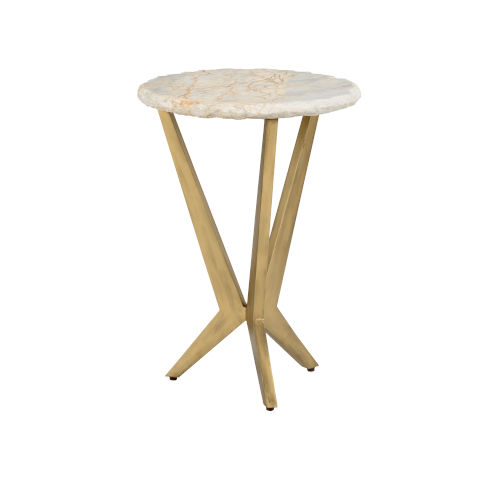 Gold 17-Inch Jetson Table