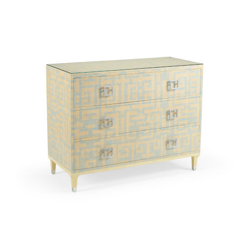 Beige 45-Inch Jenny Chest