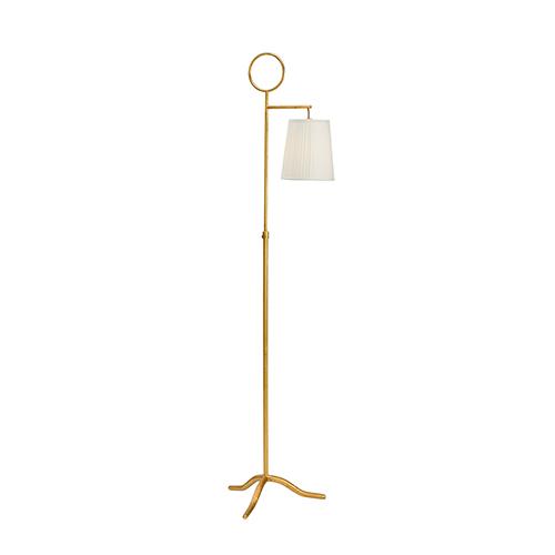 Chelsea House Bradshaw Orrell Gold One Light Charlotte Floor Lamp 69305 Bellacor