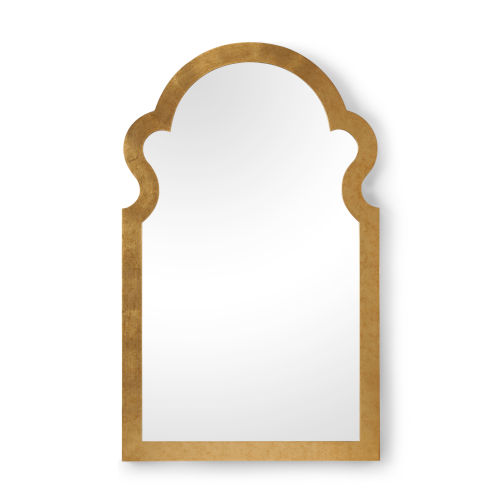 Jagger Antique Gold Wall Mirror