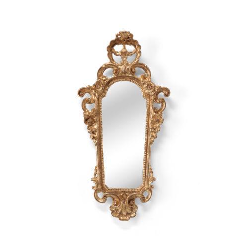 Firenze Gold Wall Mirror