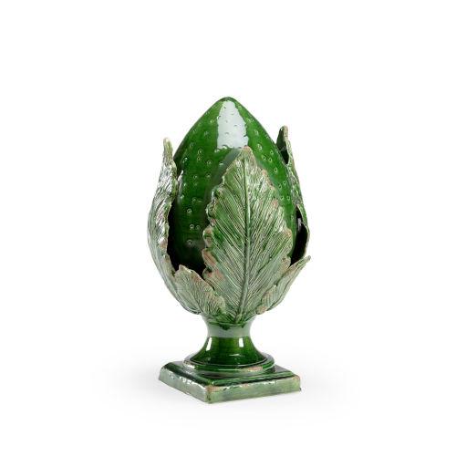 Emerald Green Small Forest Artichoke