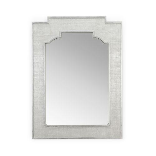 Yangon Silver Wall Mirror
