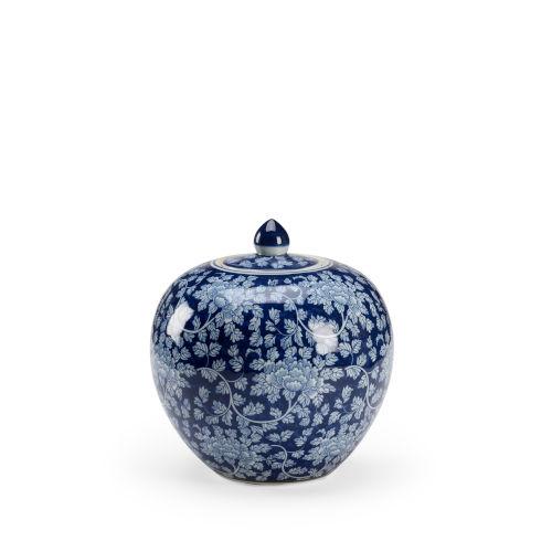 Clarke Blue and White Small Clarke Vase