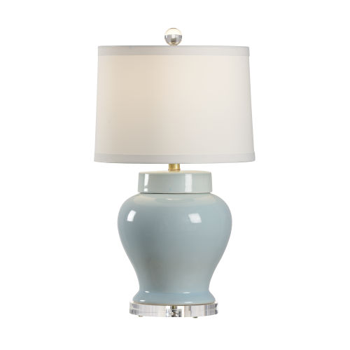 Lumberton Antique Brass One-Light Table Lamp