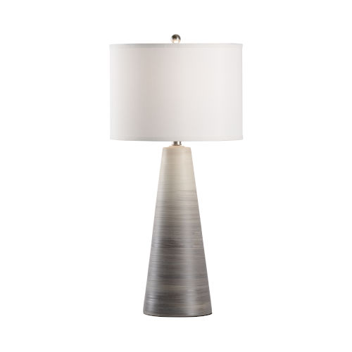 Sante Fe Cream and Gray One-Light Table Lamp