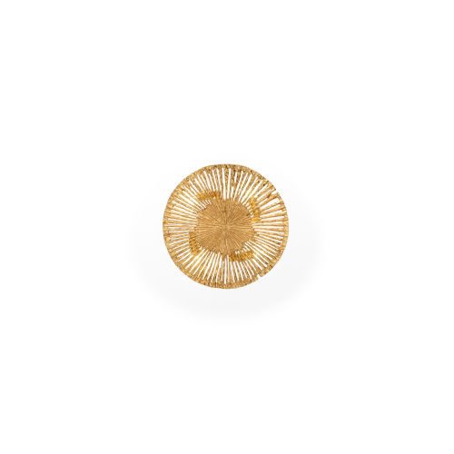 Cobb Gold 12-Inch Four-Light Wall Sconce