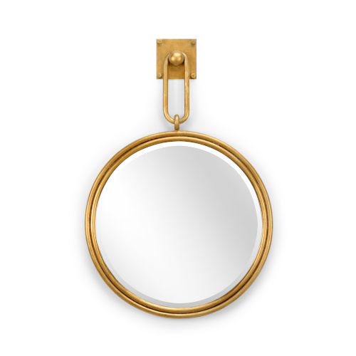 Grenada Antique Gold Wall Mirror