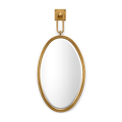 Tobago Antique Gold Wall Mirror