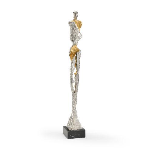 Silver Artemis Figurine