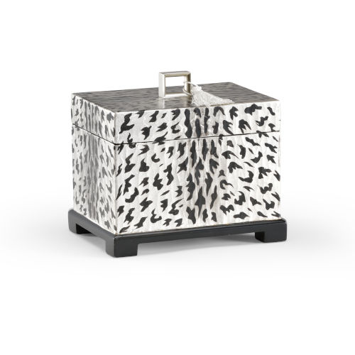 Black and White Decorative Box