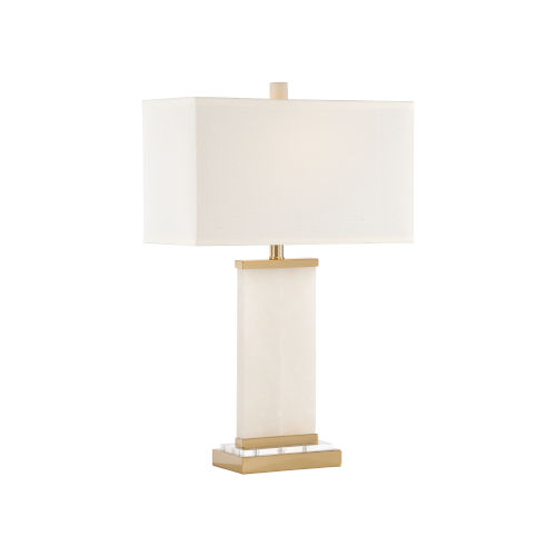 Damon Natural White Table Lamp
