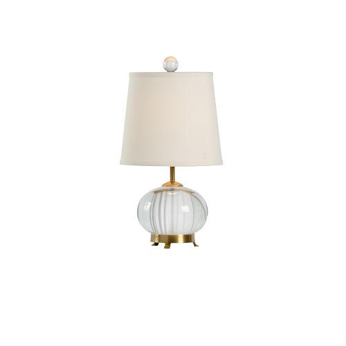 Eathon Clear Table Lamp