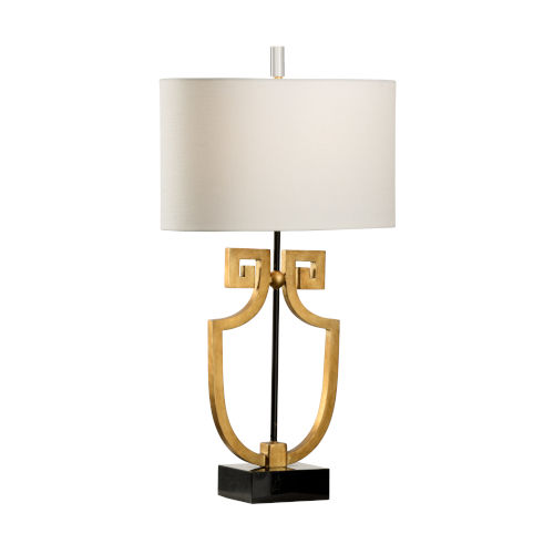Apollo Antique Gold Table Lamp