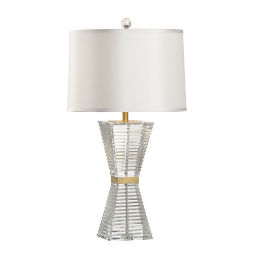 Hadid Antique Brass Table Lamp