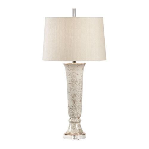 Wildwood Lamps Vietri Charcoal One-Light Table Lamp
