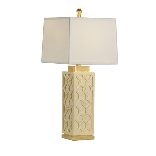 Wildwood Lamps Biltmore Butter One-Light Table Lamp