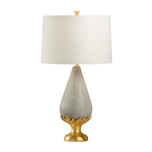 Wildwood Lamps Concrete Glaze One-Light Table Lamp