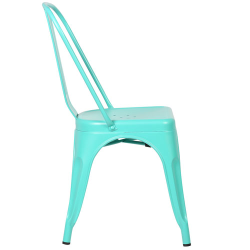 River Station Natural Industrial Kitchen Cart 251 First: 251 First River Station Aqua Side Chair, Set Of Two Bel