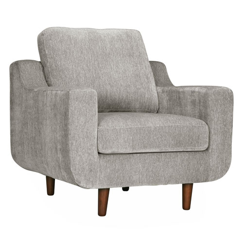 Nicollet Gray Lounge Chair