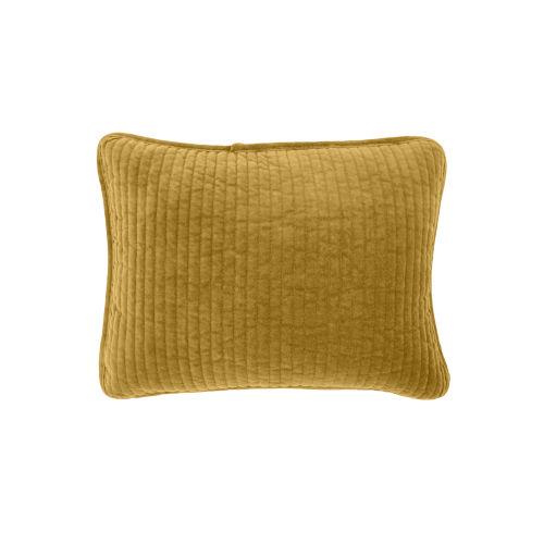 Stonewashed Velvet Tuscan 12 In. X 16 In. Throw Pillow