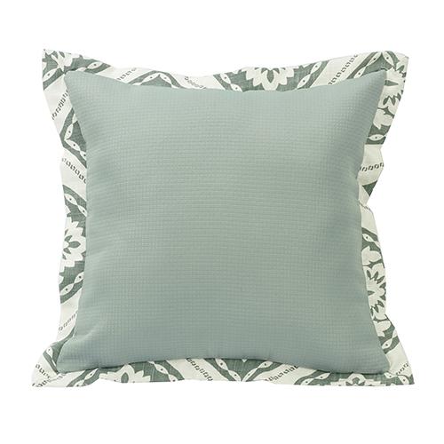 Belmont Green 18 x 18 In. Throw Pillow