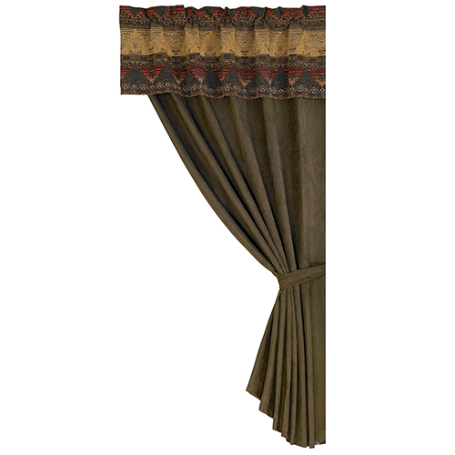 Sierra Sage 60 x 84-Inch Curtain Panel Pair