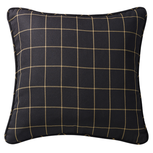 Ashbury Black and Tan Euro Sham