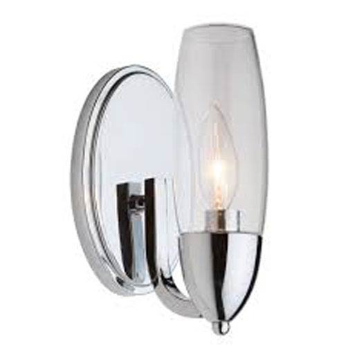 Trilogy Chrome One-Light Wall Sconce