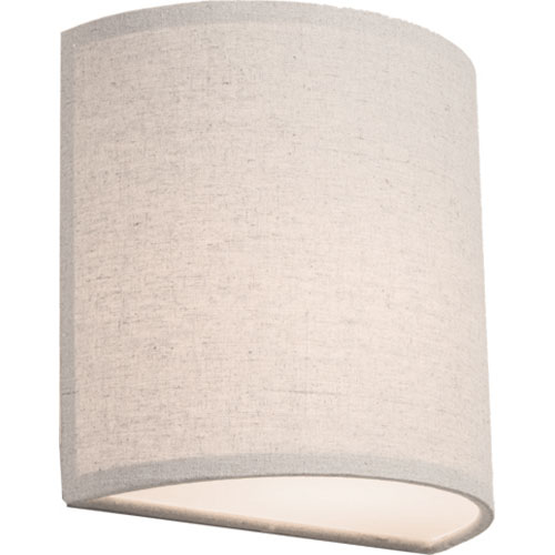 Mercer Street White One-Light 10-Inch Wide Wall Sconce