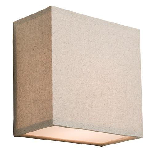 Mercer Street Oatmeal One-Light 10-Inch High Wall Sconce