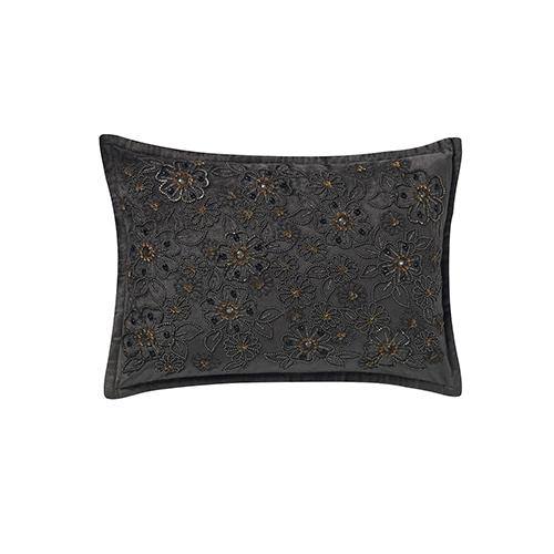 Valerie Grey 14 x 20 In. Throw Pillow