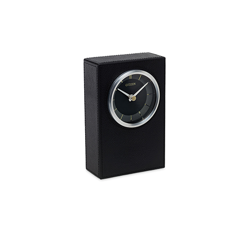 CC1014 Decorative Black Desk Clock