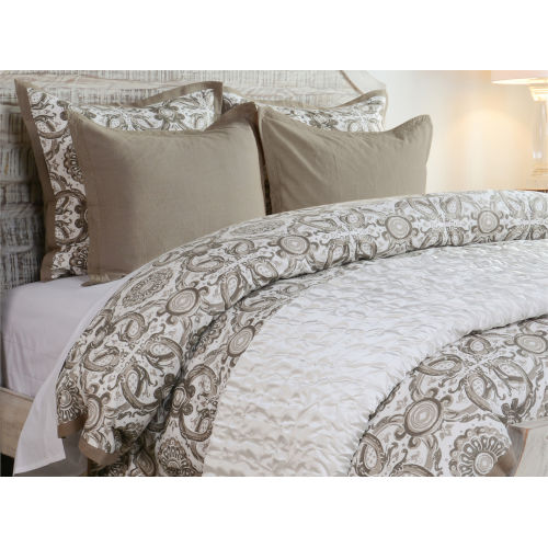 Harper Six Piece King Bedroom Set
