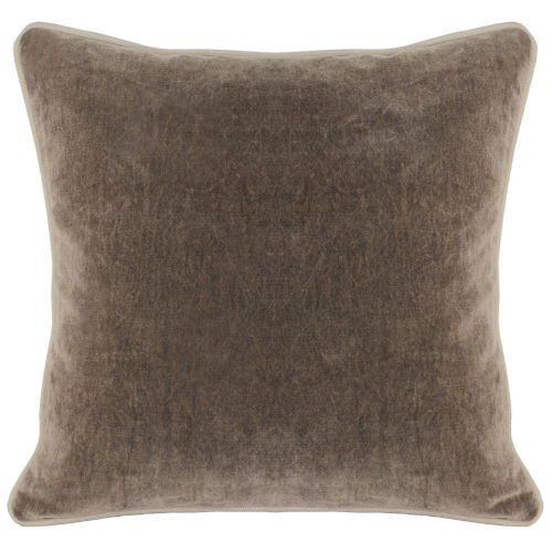 Colby Brown Throw Pillow