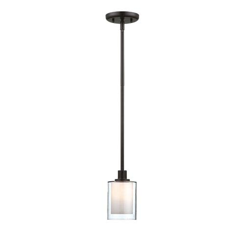 Andover  Oil Rubbed Bronze Mini Pendant